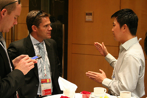 networking photo